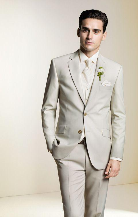 Custom Made Tuxedos Groomsmen Suits Wedding Suits For Men Notched ...