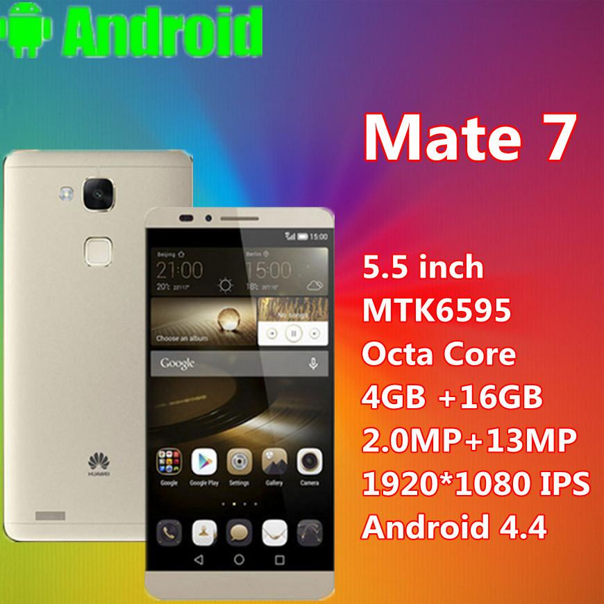 best hot sale original huawei mate unlocked g lte phone android mtk octa core mobile gb ram g rom mp mate huawei cheap small android