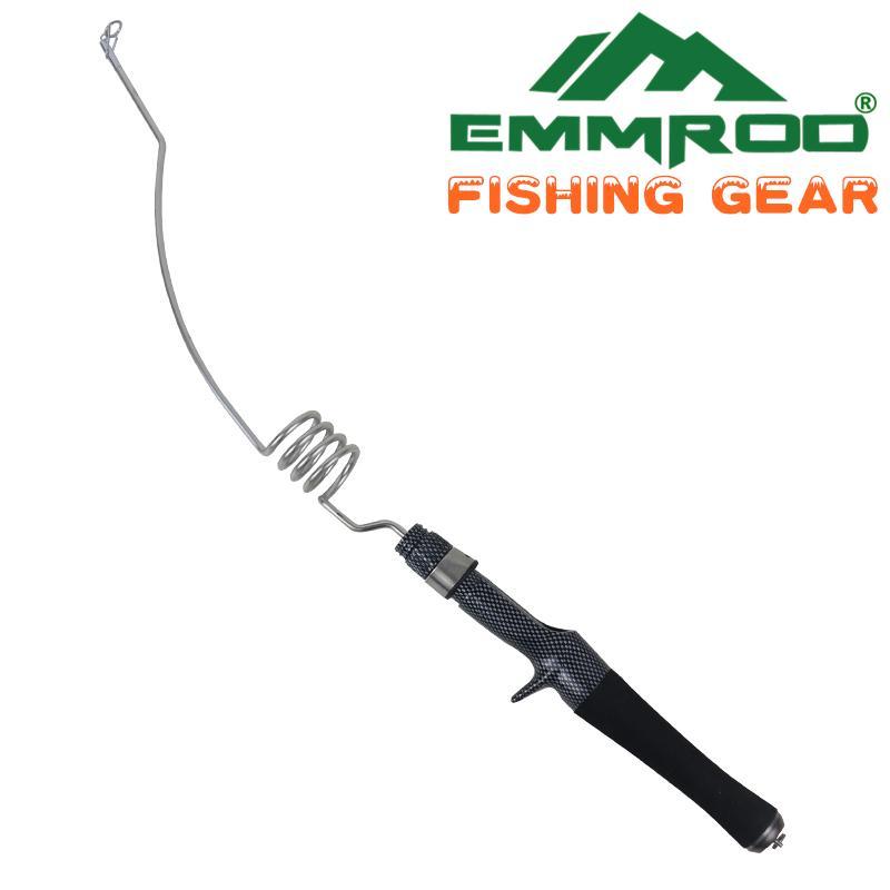 Anyone use micro length fishing rods page 2 oklahoma for Dock demon fishing rod