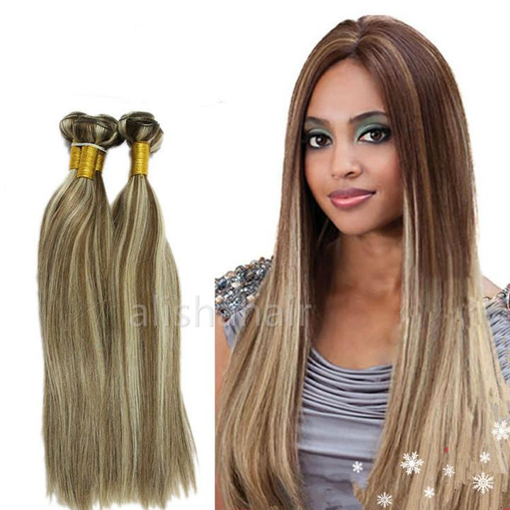 8613 Mixed Color 100 High Quality Hair Extensions Piano Mix Color