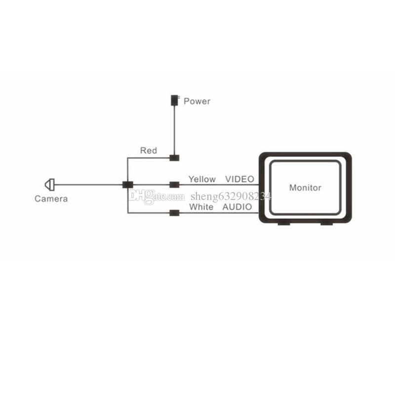 600TVL 5MP Kleinste Mini Nachtsicht 1/3 HD Lochkamera für Home Security Videoüberwachung