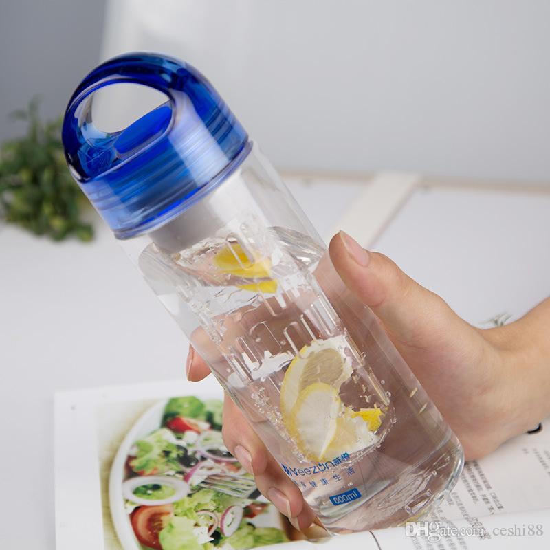 Bottiglia di acqua infusi di frutta all'ingrosso - # 1 Bottiglia di sport di infusione di frutta migliori - Grande 32oz - Coperchio di Flip Top - Fatto di Durable Eastman Tritan