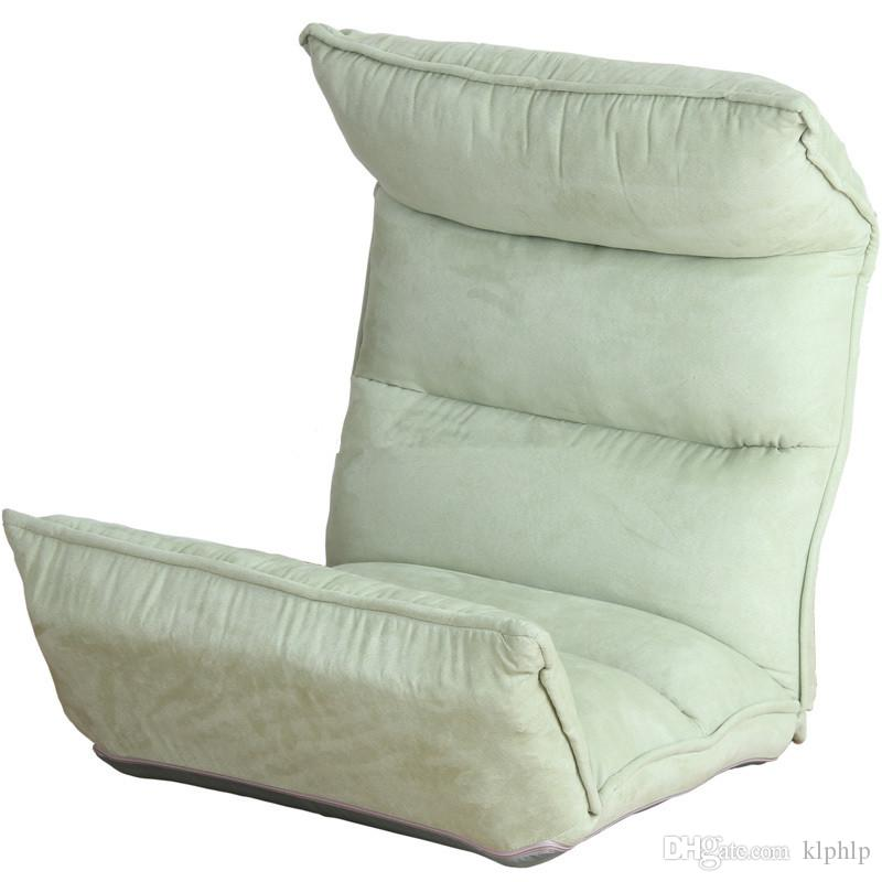 Compre Muebles De La Sala 5 Paso Plegable Suelo De Estar Silla Lazy ...