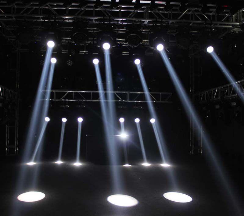 El haz se enciende 230w 7r el jefe móvil agudo del haz de luz móvil para la iluminación de DJ UPS Express libera el envío