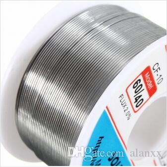 100g Excellent quality 0.5mm 60/40 Tin Lead melt Rosin Core Solder Soldering Wire 2% Flux Reel Roll