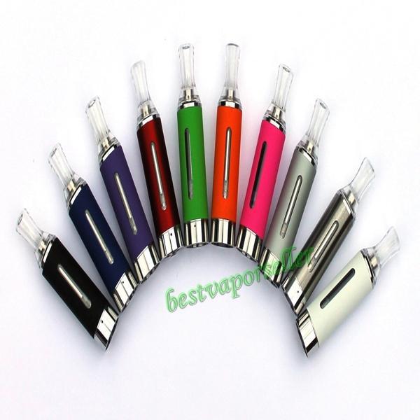 MT3 EVOD atomizers 2.4ML Tank Electronic Cigarettes MT3 Vape Pen Rebuildable Buttom Coil Vaporizer Ecig For EGo T EVOD Batteries E-Cigaret