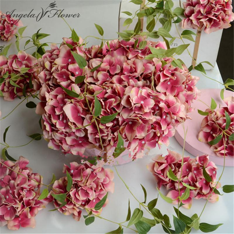 Luxury artificial hydrangea silk flower amazing colorful decorative luxury artificial hydrangea silk flower amazing colorful decorative flower for wedding party birthday decoration color best quality and cheapest price mightylinksfo
