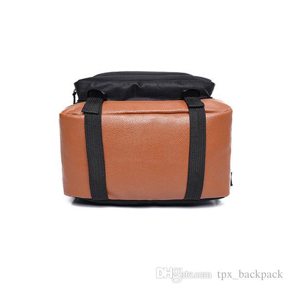zainetto Fandom zaino Joey Drew Studio Bendy e il sacchetto di scuola inchiostro macchina Gioco packsack zaino Sport zainetto zaino Outdoor