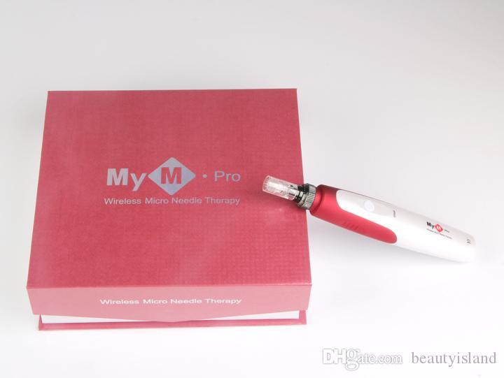 충전식 품질 전기 더마 펜 자동 마이크로 니들 CE 승인