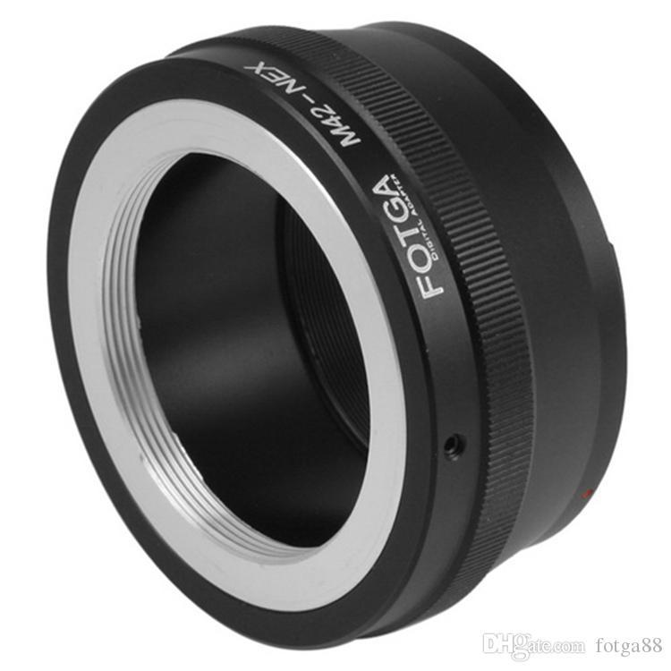 FOTGA M42 42mm Lens To Sony E-Mount NEX-3 NEX5 NEX-7 EX-5N NEX-5C Adapter Ring