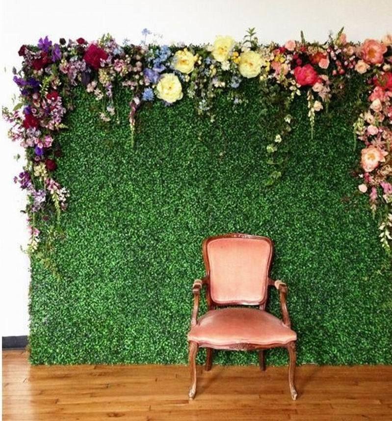 60x40cm Artificial Boxwood Hedges Panels Decorative Garden Grass Wall  Backdrop Events Decor Garden Party Decorations Theme Party Decorations  Theme Party ...