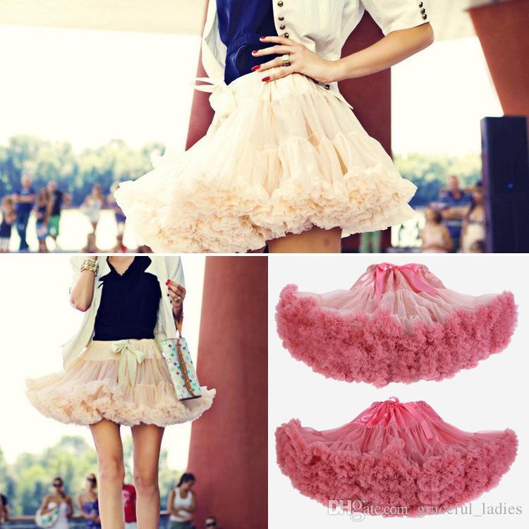20 kleurrijke tule tutu rok korte bruidsmeisje jurk hoge kwaliteit formele jurken goedkope fabriek groothandel junior meisje bruidsmeisje tutu rok