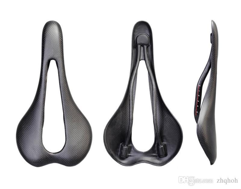 2018 nueva bicicleta de montaña del camino de la fibra de carbono montura, amortiguadores de la bicicleta, luz hueca