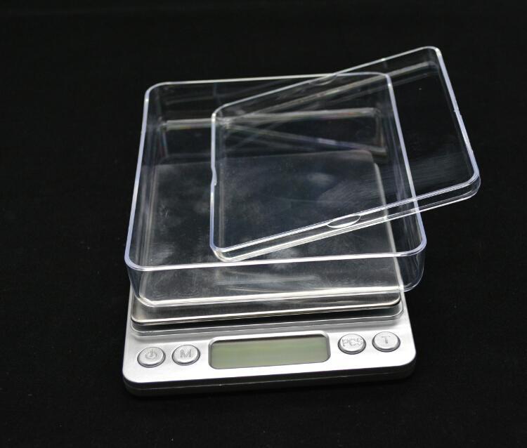 Nya ankomst Digitala elektroniska vågar säger 0,01 g smyckenskala elektronisk köksskala mini bageri som heter Scales Accurate 0,1 gram