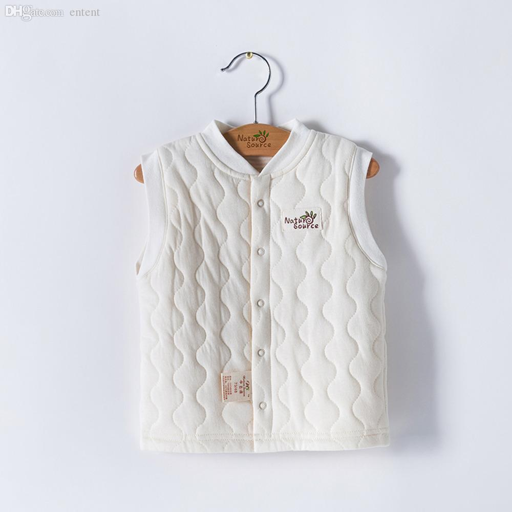 Wholesale-Cotton Quilted Vest Winter Warm Baby Children's Clothes ... : cheap quilted vest - Adamdwight.com