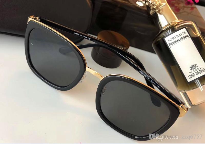 3fb999081 Compre New Fashion Designer Óculos De Sol Moldura Quadrada De Estilo  Simples E Generoso Ao Ar Livre Uv 400 Óculos De Proteção De Qualidade  Superior Com ...