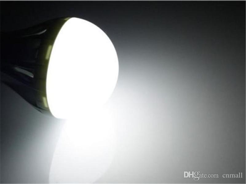 2015 E27 LED Bulb LED Globe Bulb Light 3W 5W 7W 9W 12W Non dimmable Warm/Cool white LED Energy Saving Globe Light Ball Lamp Bulb