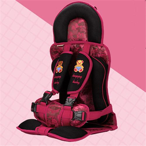 9 Months 12 Years Old Child Car Seat Portable