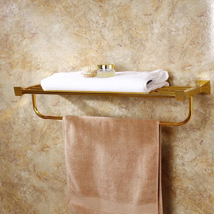 German Online All-copper Bathroom Towel Rack Bathroom Towel Rack ...