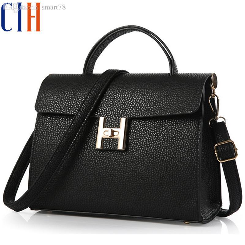 eee9d7f94a 2015 Original Brand Matte Leather Women Handbag Good Quality Shoulder Bag  Luxury Women Leather Handbags LM2522 Laptop Bags Leather Backpack From  Smart78