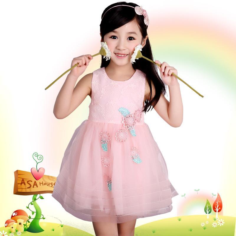 5-6-7-8-9 10-year-old Girl Summer Skirt Korean Tide Big Boy Child ...