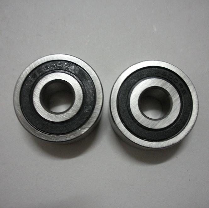 5 pz ad alta velocità 5201-2RS 5201RS 12 * 32 * 15.9 cuscinetti a sfere a contatto obliquo doppia fila 3201 2RS 3201RS 3201-2RS 12x32x15,9 mm