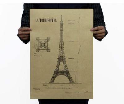 Пианист классический гостиная Арт Декор плакат Париж
