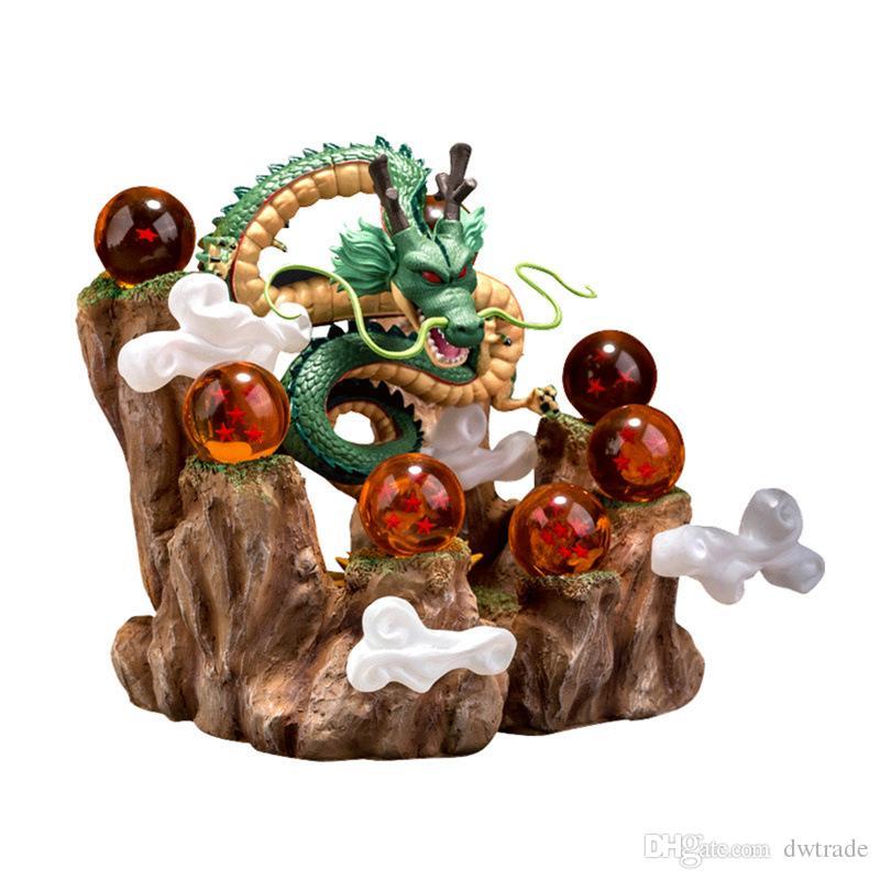 Dragon Ball Z Action Figures Shenron Figure Shenlong Pvc