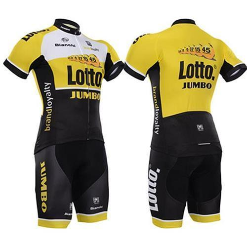 99e36aa4c BEST Lotto 2015 Cycling Jersey Yellow Black Color Bike Wear Short Sleeves Bicycle  Clothing With Gel Paddes Bib None Bib Shorts Size XS 4XL Canada 2019 From  ...