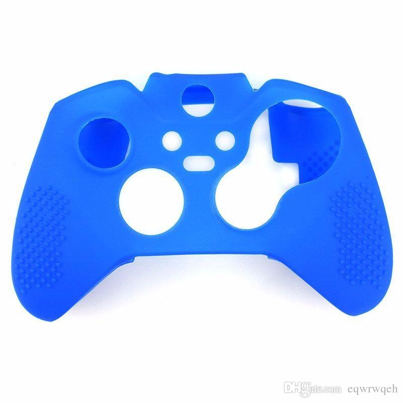 Protective silicone cover case grip skin for Xbox one elite wireless controller