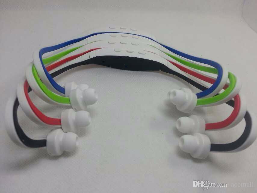 S9 sem fio fones de ouvido bluetooth estéreo big horn esportes neckband fone de ouvido fone de ouvido hiFi player de música para iphone samsung mobile phone call