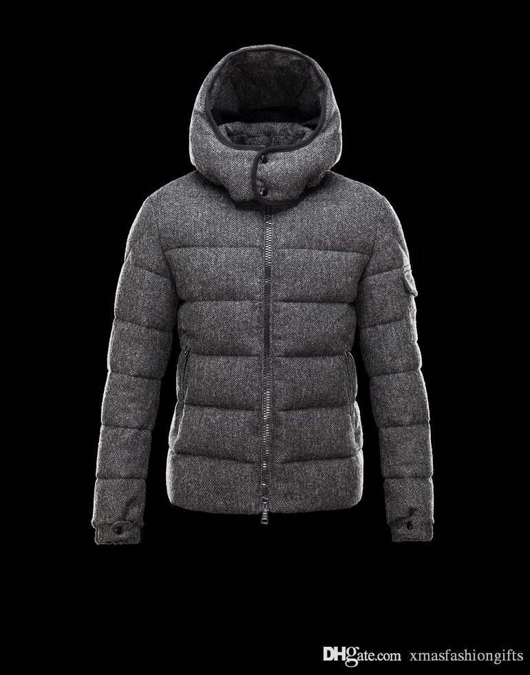 2017 Fashion Winter Down Jacket M Brands Designer Warm Best Parka ...