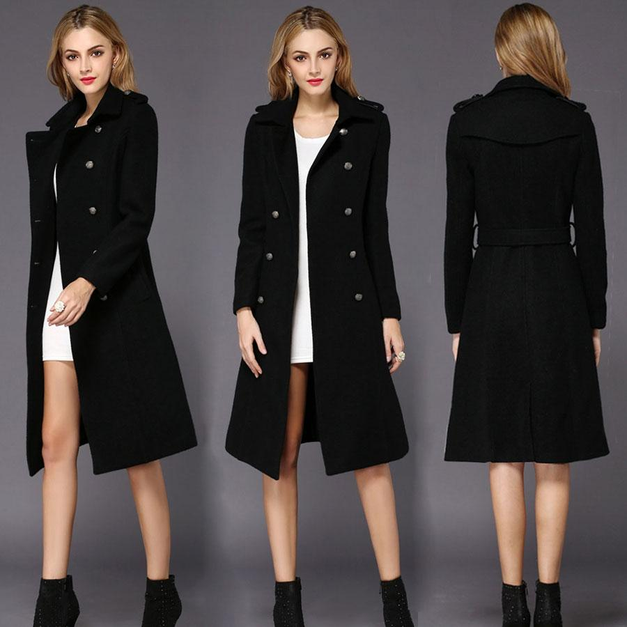 Polo coats for women