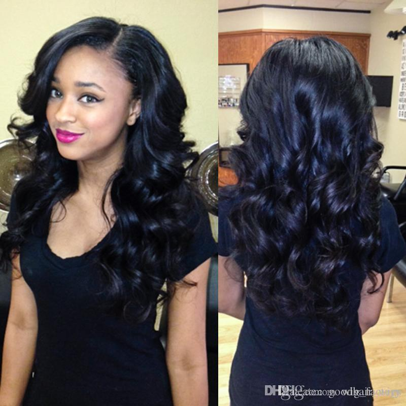Brazilian Hair Lace Front Wig For Black Women Best Quality Swiss Lace Wig  Loose Wave Lace Front Human Hair Wigs In Stock Custom Wigs Silk Top Full  Lace Wigs ... baaf384de