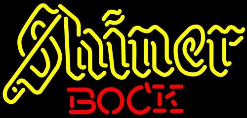 2019 New Shiner Bock Glass Neon Sign Light Beer Bar Pub Arts Crafts Gifts Lighting Size 22 From Glassneon, $88.85 | DHgate.Com