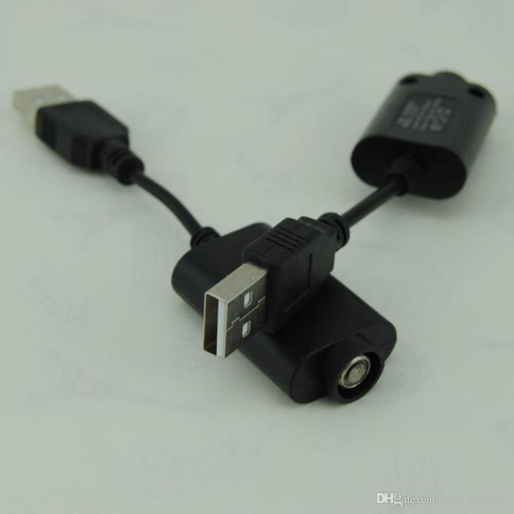 USB-зарядное устройство usb-кабель для электронных сигарет ego-t ego-c twist evod vision spin 2 TVR egonow Vape mod все батареи с резьбой ego 510