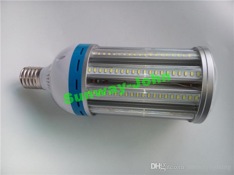Luz de calle LED al aire libre E27 E39 E40 LED luces de bulbo del maíz 27W 36W 45W 54W 80W 100W 120W Camino de almacén Jardín Iluminación Lámparas