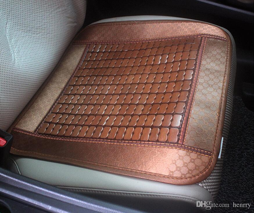 Retro Square Bamboo Cushions Summer Must Cool Car Mats Refreshing Hot Little Box Seat The Home Of Block 01 12A Cooling Gel