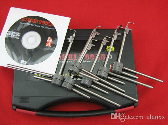 أدوات اختيار قفل 6 قطع 5 أجيال لقفل سارية العلم Diebold ،، إلخ النمر آمنة ..