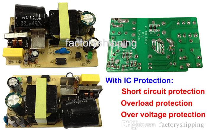 AC DC 15V 2A 전원 어댑터 공급 30W 어댑터 IC 버전 페덱스 DHL 무료 배송 고품질