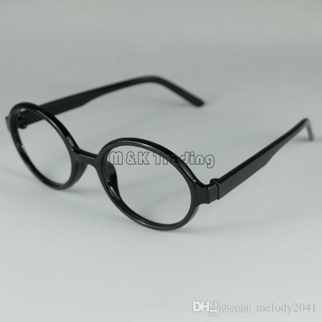 رخيصة الإطار أزياء الطفل النظارات الإطار أطفال ديكور نظارات الأطفال ارالي النظارات لا عدسة جميلة جولة البلاستيك الإطار