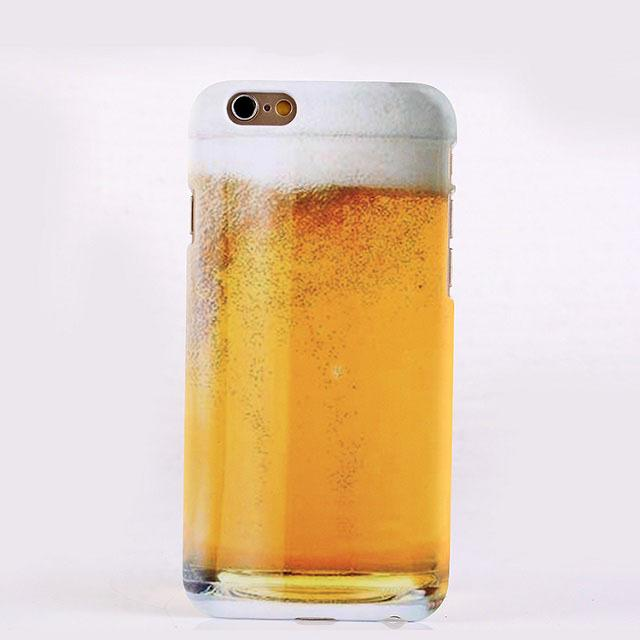 brand new 1084c 348c8 New Hot Super Emulate Beer Glass Phone Hard Back Cover Phone Cases For  Iphone 5 5S 6 6Plus Phone Case Accessories YC590