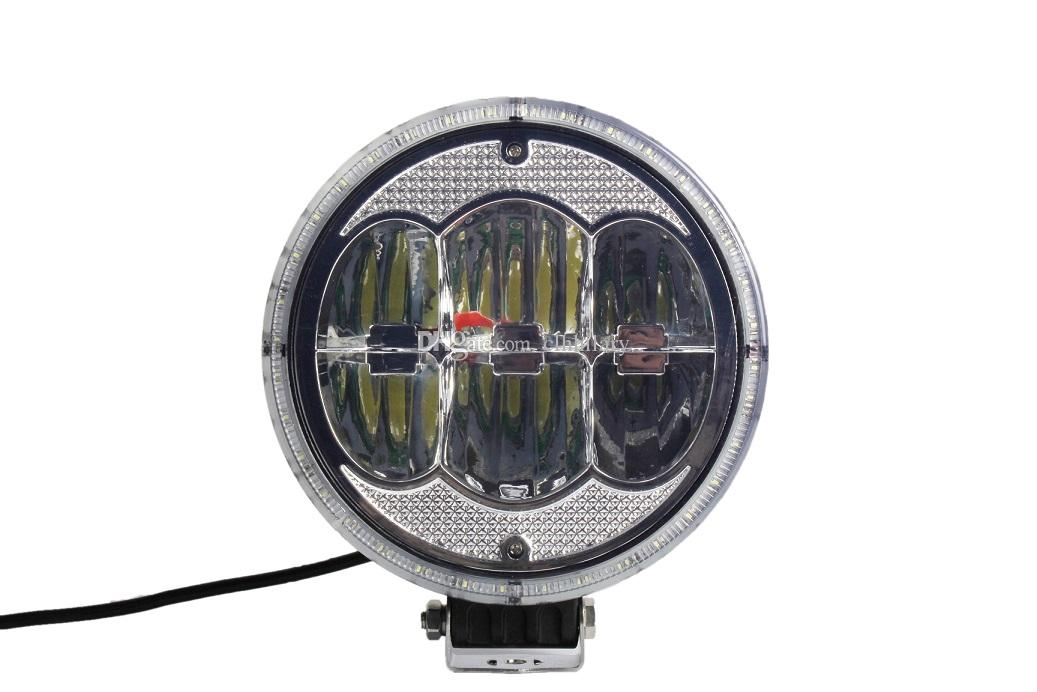 7 inch 60W CREE Offroad LED Driving Light Bulbs Off road Fog Spot 4X4 ATV LED Work Light IP67 Driving 4WD Off-road TRUCK SUV