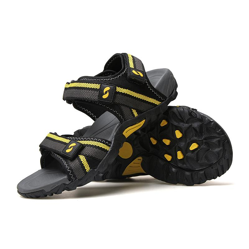 9ad7be0ae Wholesale Summer Men S Sandals Beach Shoes Slipper Comfortable Outdoor  Causal Walking Men Shoes Soft Massage Summer Sandals Men Wedge Sandals  Jesus Sandals ...