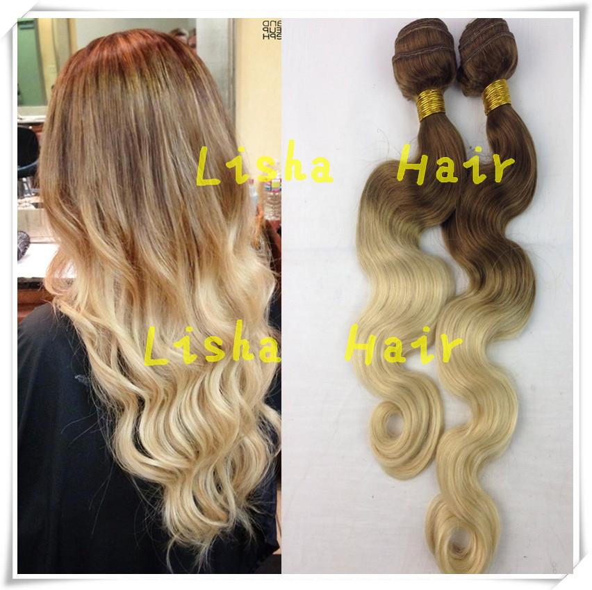New sale sexy color 8613 brown blonde ombre body wave wavy hair new sale sexy color 8613 brown blonde ombre body wave wavy hair weave weft 100 virgin brazilian two tone human hair extensions pmusecretfo Choice Image