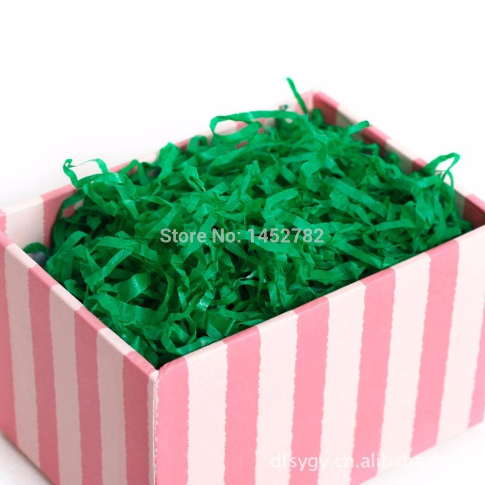Perfect 20g/pack Packaging Bag Candy Box Shredded Paper Stuffing Filler  SU25