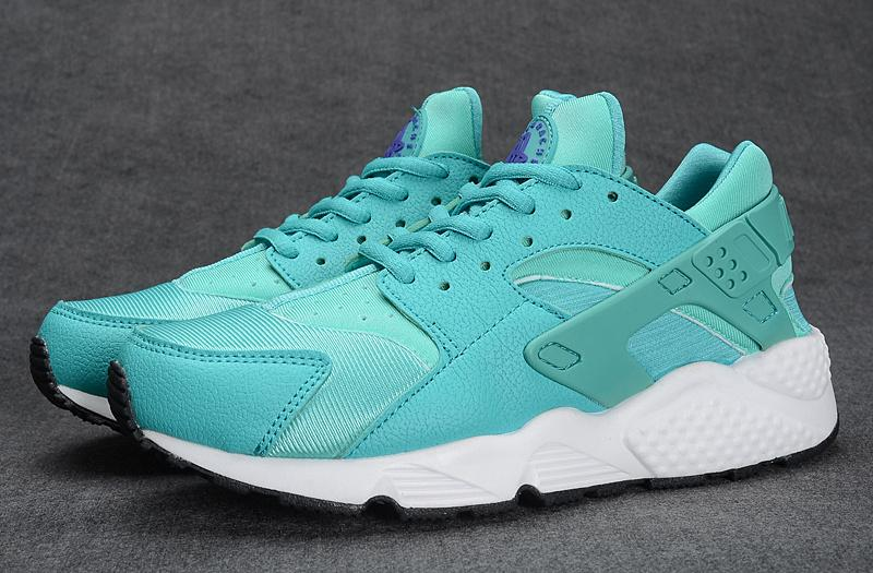 2015 New Women Air Huarache Shoes Light Blue Top Quality Running Shoes Size  5.5 8 36 39 Shoes For Sale Trail Shoes From Sneakers dh ae861a154
