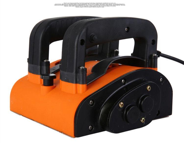 220V Elektrische Wandmaschine Schaufel Putty Grob Poliermaschine Raue Wand Alte Wand Renovierte Maschinen