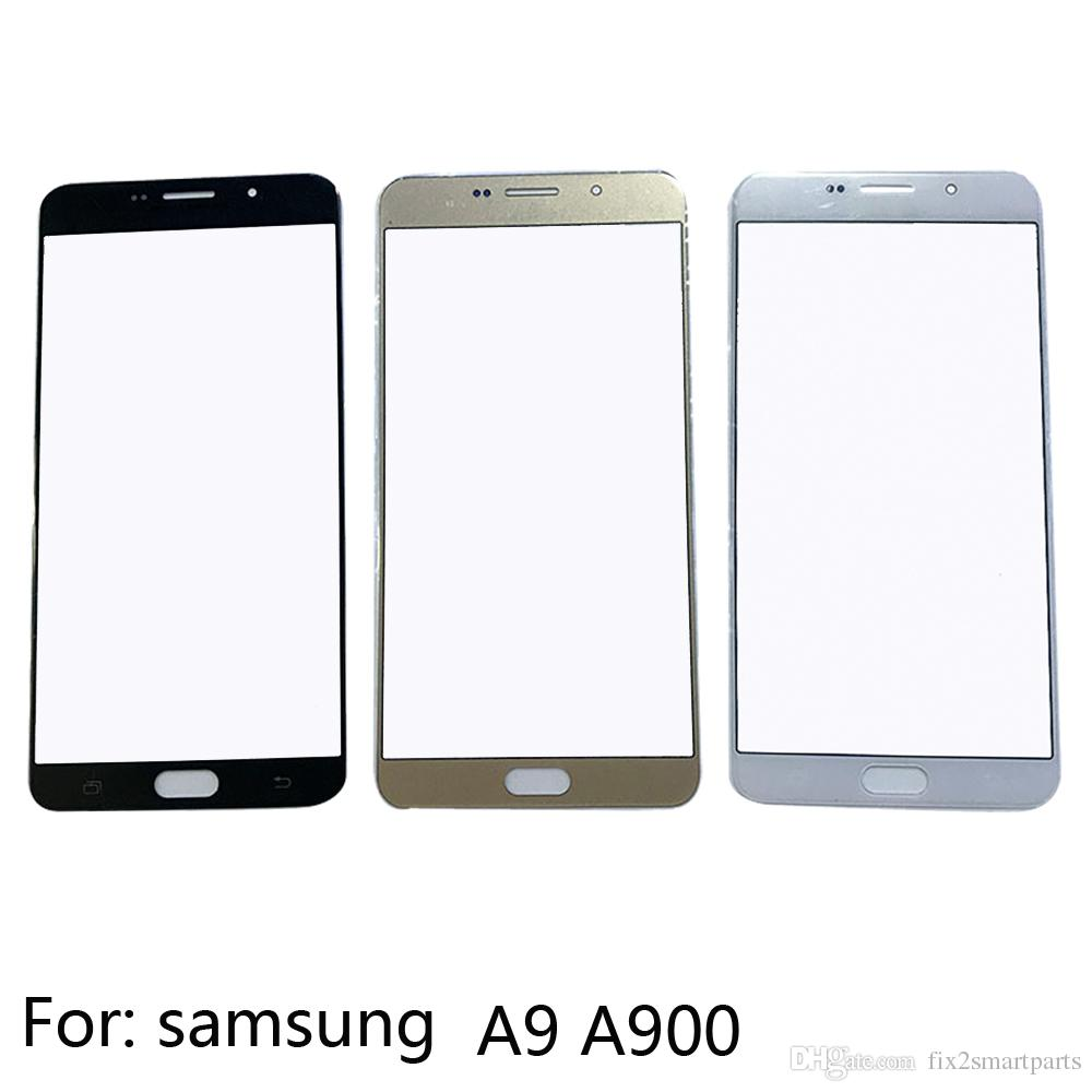 2019 new front touch screen glass lens for samsung galaxy a9 a900 rh dhgate com