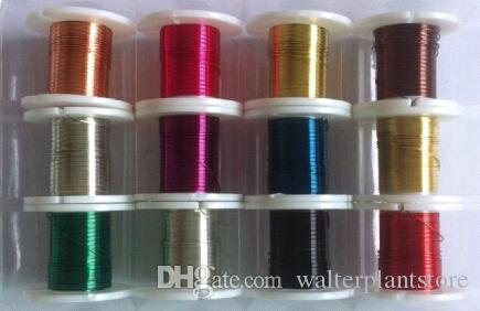 28 gauge 03mm 9ftroll 12rollscolors plated round copper jewelry 28 gauge 03mm 9ftroll 12rollscolors plated round copper jewelry wire artistic wire diy bead wire buy the dozen diy jewelry cooper wire artistic wire keyboard keysfo Image collections